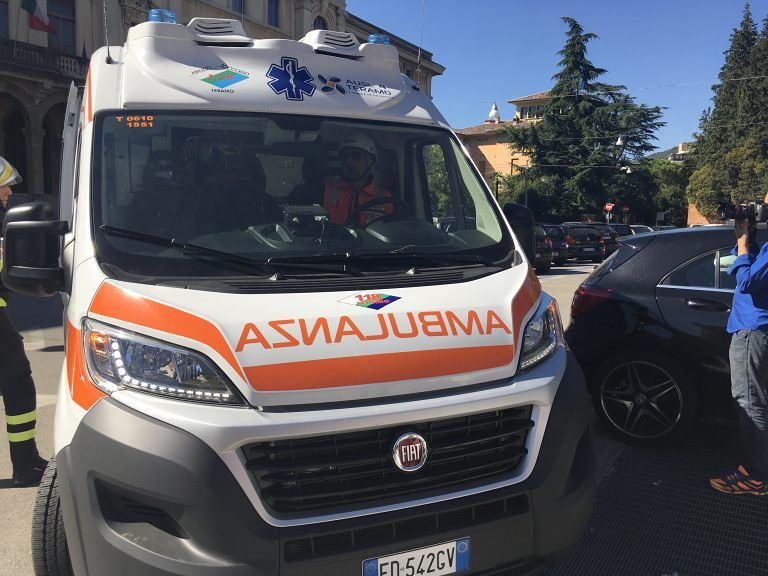 Pescara, incidente sul Raccordo: un ferito
