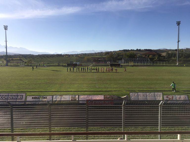 Serie D, buio pesto per il San Nicolò: ko contro la Vis Pesaro (0-1)