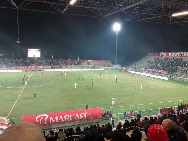 Serie C, la Samb a braccia alzate al Bonolis: Teramo battuto (0-2) FOTO