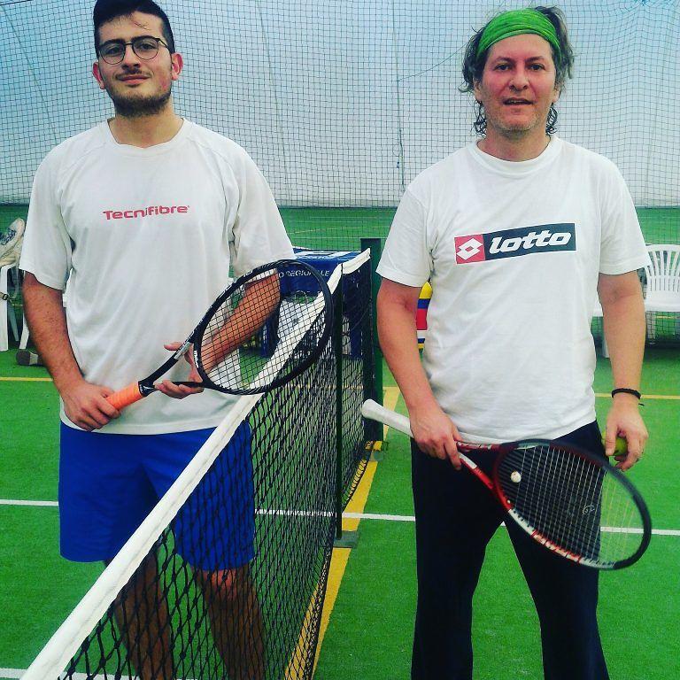 Circolo Tennis Silvi, Ruggeri e Tontodimamma vincono il torneo di Natale