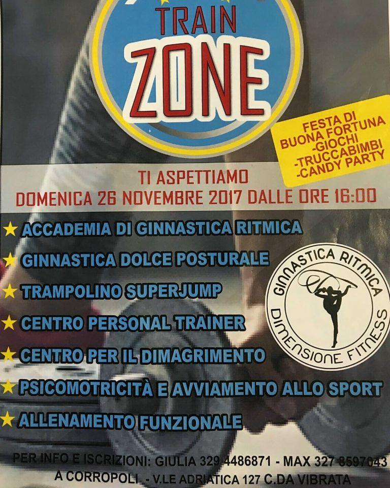 Dimensione Fitness: inaugurazione nuova sede a Corropoli domenica 26 Novembre