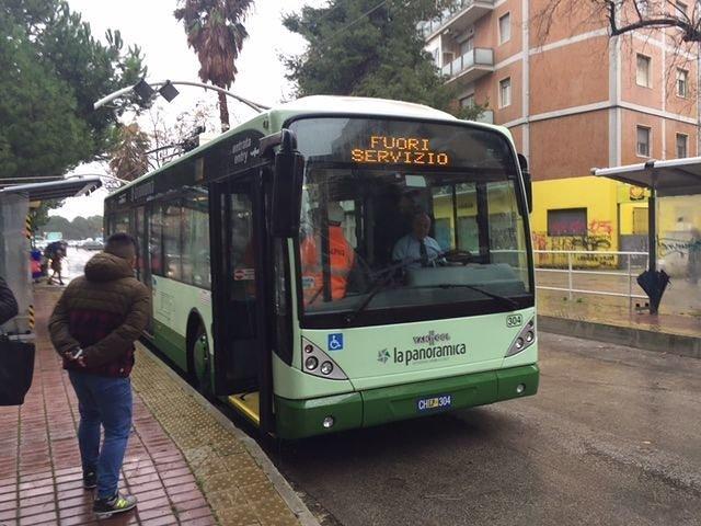Pescara, 4milioni per i bus elettrici in centro