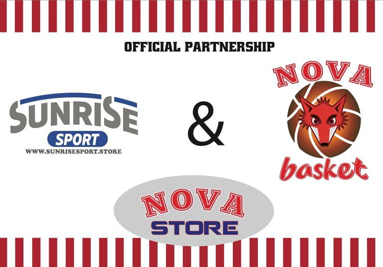 Sunrise Sport: Partnership tra Nova Basket e Sunrise Sport| Giulianova