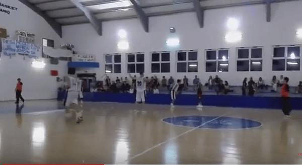 Basket, amichevole vincente per l'Olimpia Mosciano a L'Aquila VIDEO