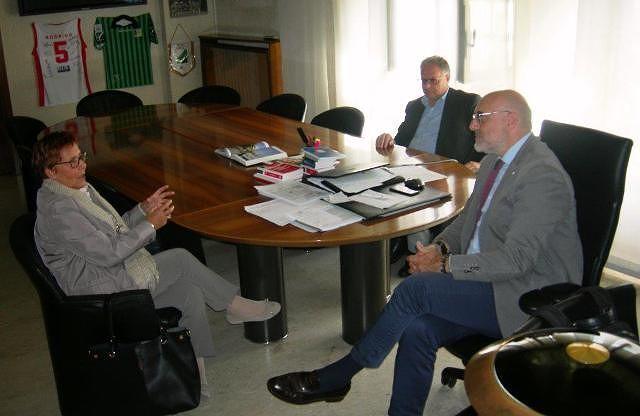 Chieti, il sindaco incontra la nuova soprintendente all'Archeologia e Belle Arti