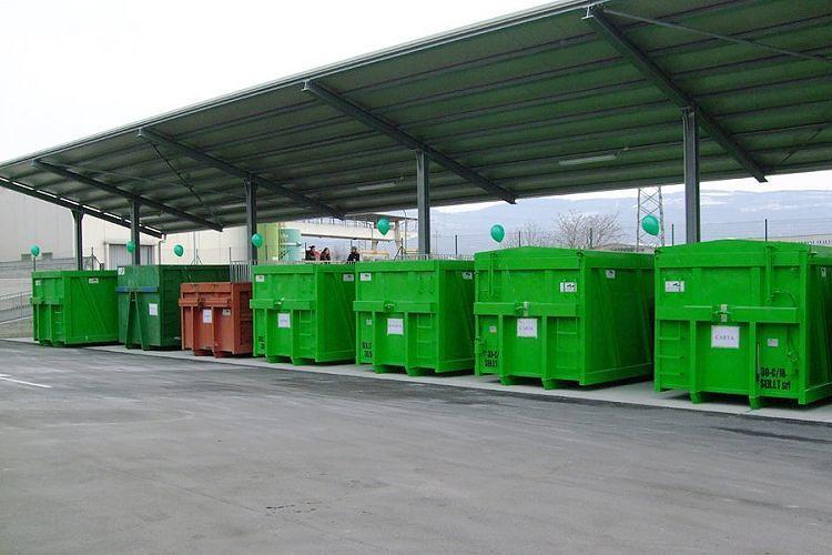 Silvi, rifiuti: pronto il progetto preliminare per l'isola ecologica