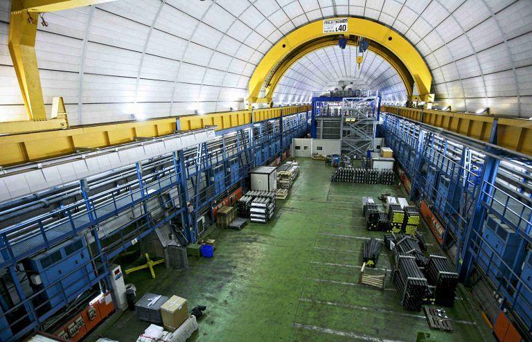 Laboratori del Gran Sasso: ecco l'esperimento con materiali in arrivo dalla Russia