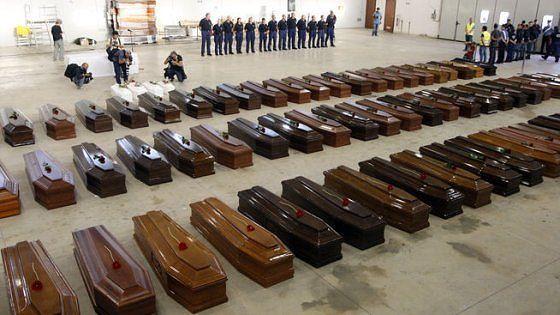 Memoria strage Lampedusa, Don Pagniello invita alla preghiera