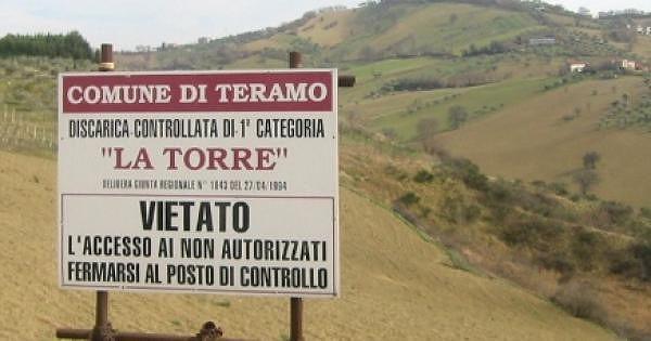Teramo, Di Stefano (Direzione Italia) stuzzica Brucchi sulla discarica La Torre