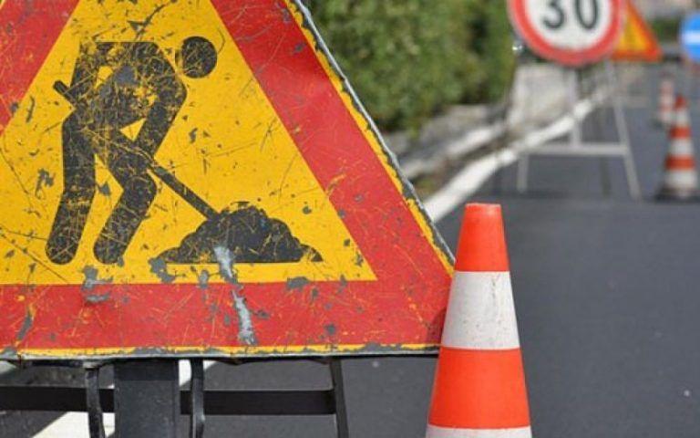 San Salvo, lavori rotatoria: regolamentazione del traffico