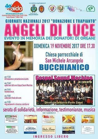 'Angeli di Luce' con Aido Chieti