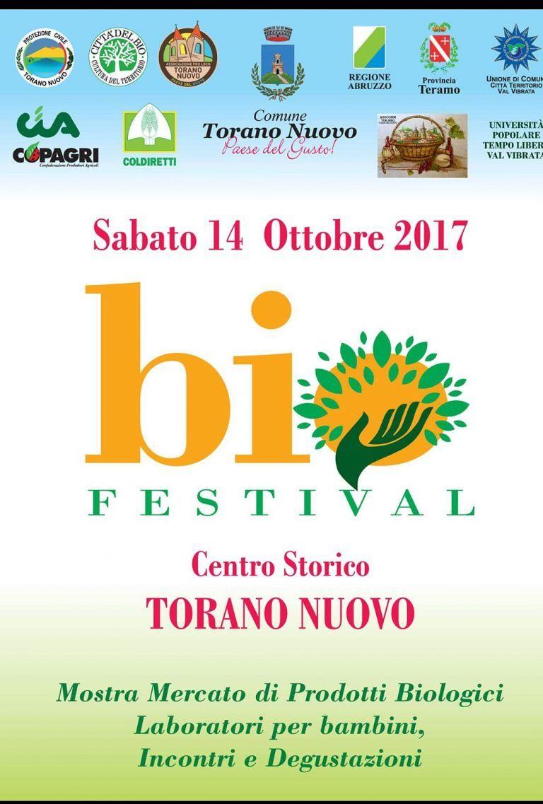 Torano Nuovo, tutto pronto per la sesta edizione del Biofestival