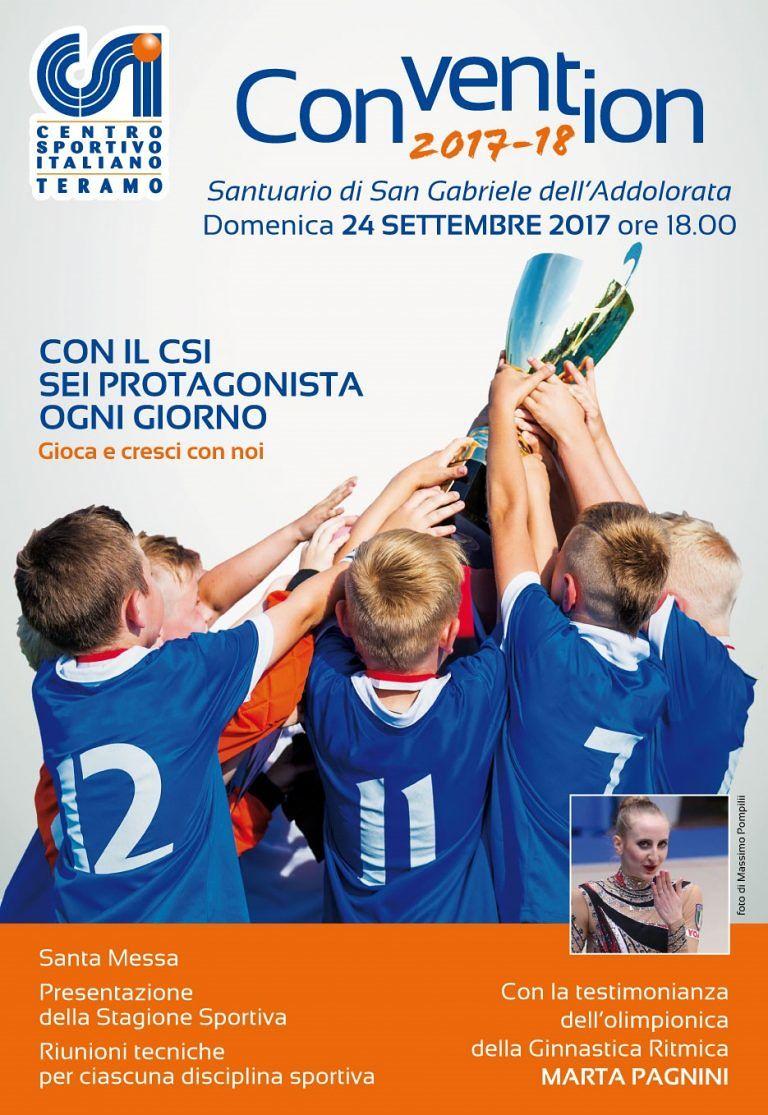 Centro Sportivo Italiano Teramo, presentazione della nuova stagione