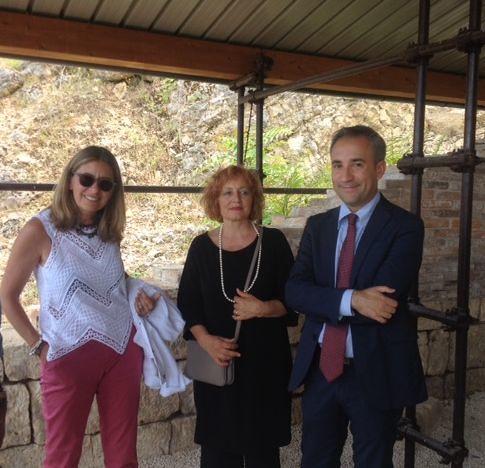 Angizia, una nuova sinergia con la Soprintendenza Belle Arti per valorizzare il territorio