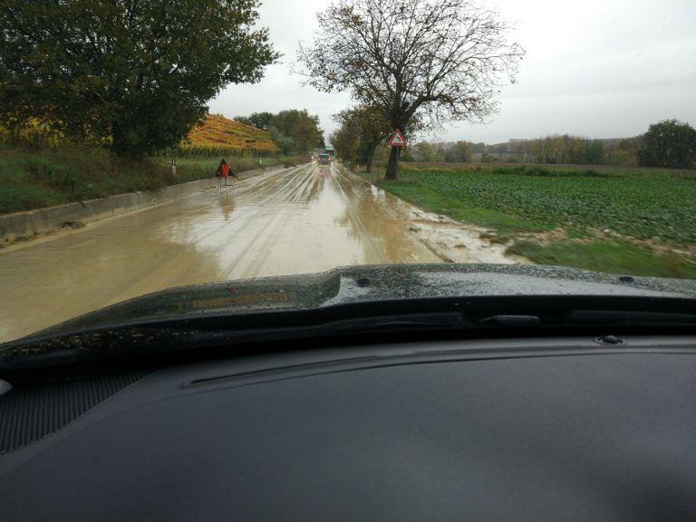 Emergenza maltempo, la situazione nella provincia di Pescara VIDEO-FOTO