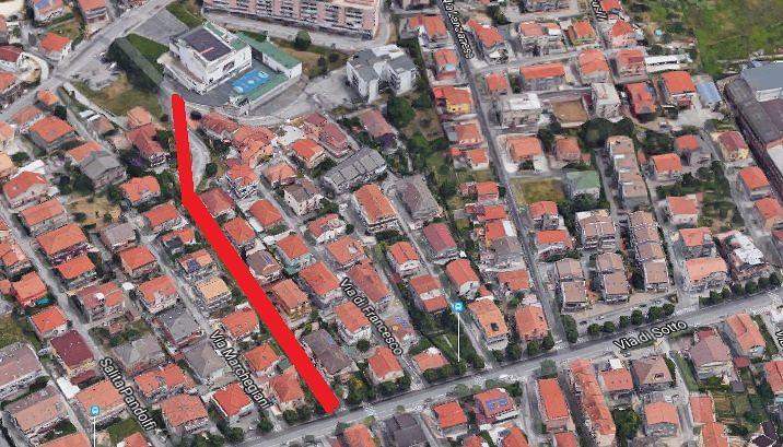 Pescara, sì del consiglio a permuta terreni per realizzazione bretella su via Di Sotto