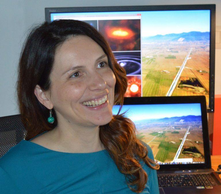 GSSI, a Marica Branchesi prestigioso premio della Scuola Italiana di Fisica