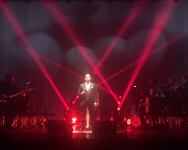 Pescara, musica e solidarietà: successo per Mazzocchetti al teatro Massimo