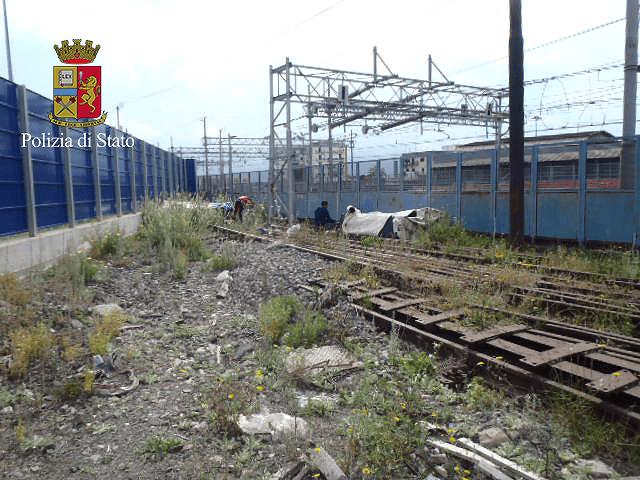 La Polfer lancia la campagna di sensibilizzazione ai migranti per i rischi sui treni