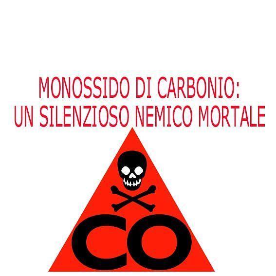Intossicazione da Monossido di Carbonio. Le raccomandazioni dei Vigili del Fuoco di Pescara