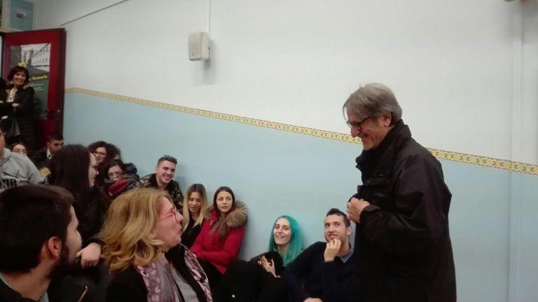 Roseto, Giornata della Memoria: don Aniello al Moretti