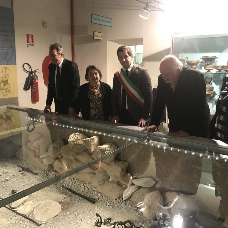 Campli ritrova il Museo Archeologico