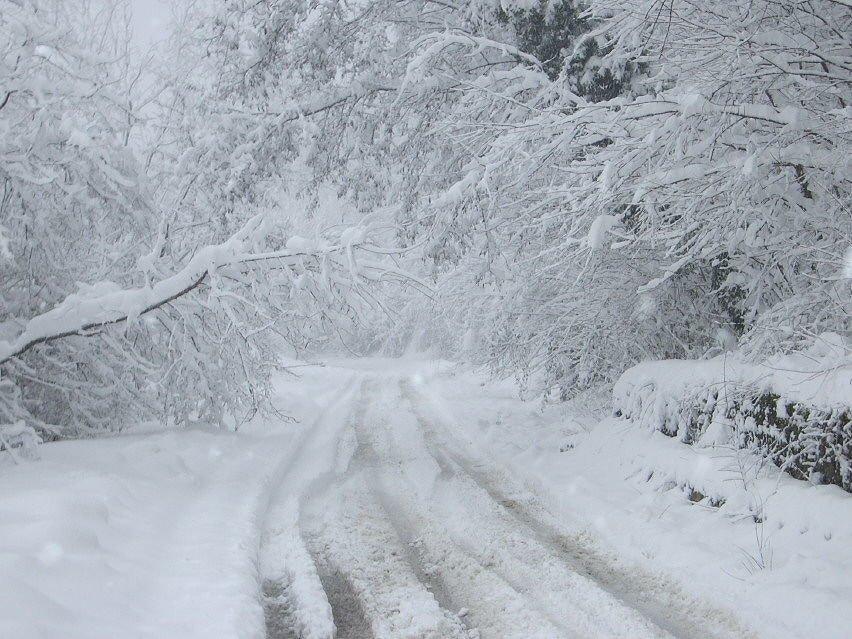 Pretoro, famiglie bloccate dalla bufera di neve sulla Maielletta