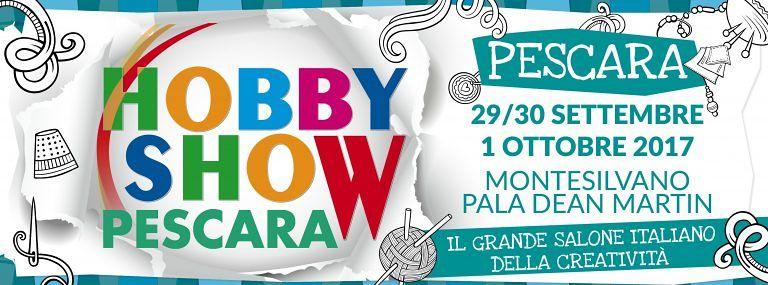 Montesilvano, apre Hobby Show al Pala Dean Martin