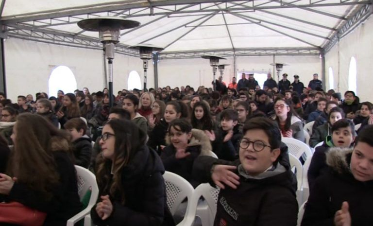 Notaresco, educare i più giovani alla legalità. Presente il sottosegretario Chiavaroli (FOTO)