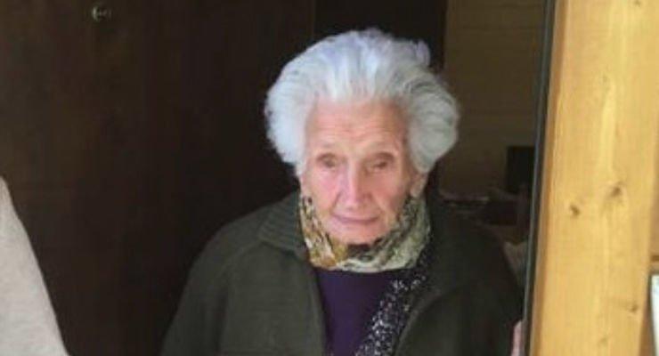 Nonna Peppina ha vinto, tornerà nella sua casa