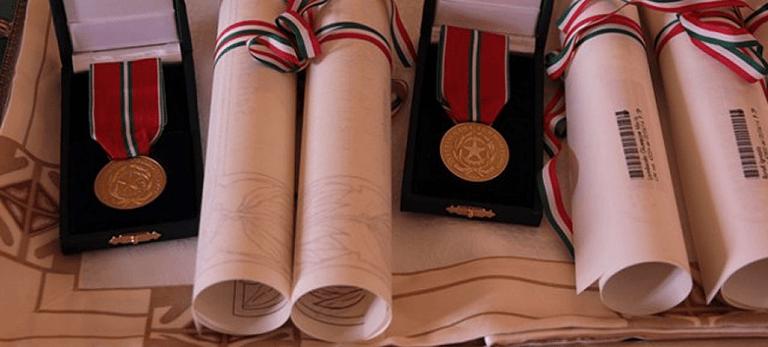 Teramo, in sette ricevono onorificenze dal Presidente della Repubblica