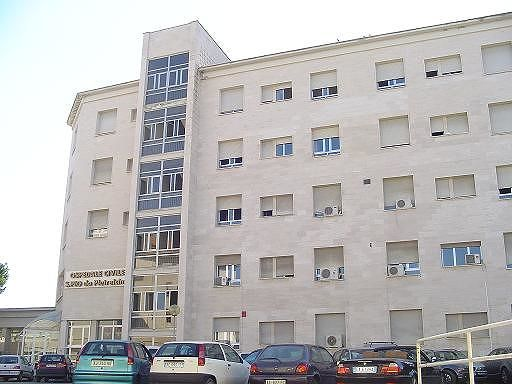 Sanità, nuovo gruppo elettrogeno per l'Ospedale di Vasto