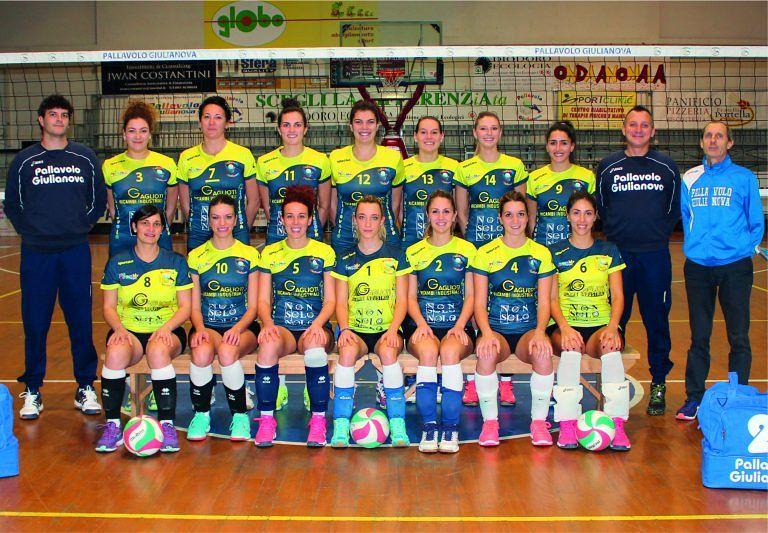 Pallavolo, Giulianova in finale di Coppa Abruzzo contro l'Arabona
