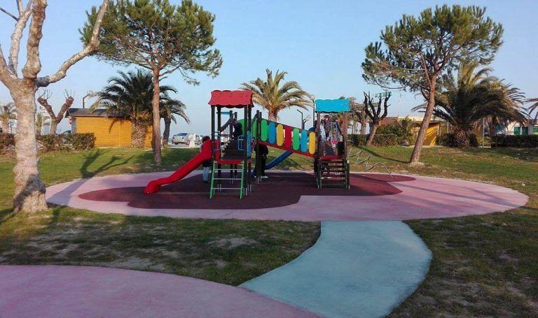 Martinsicuro, parco sul mare di Villa Rosa. Vagnoni ecco come stanno le cose