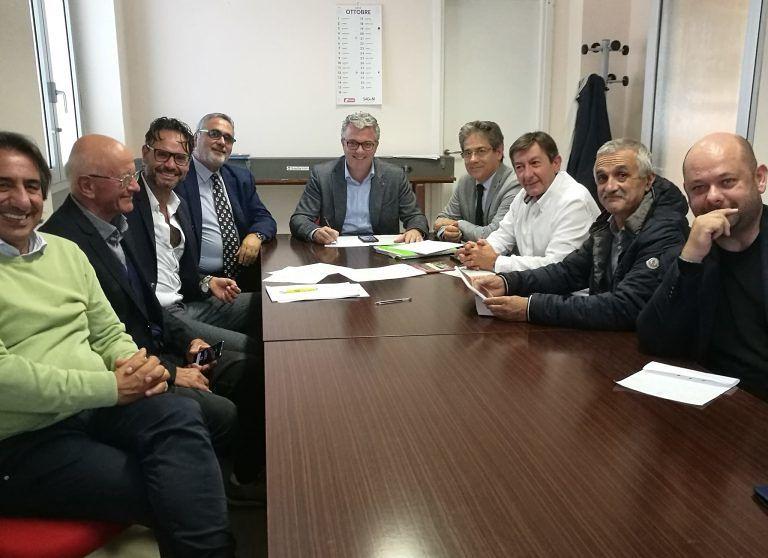 Mare d'inverno: Pepe incontra le associazioni dei balneari abruzzesi