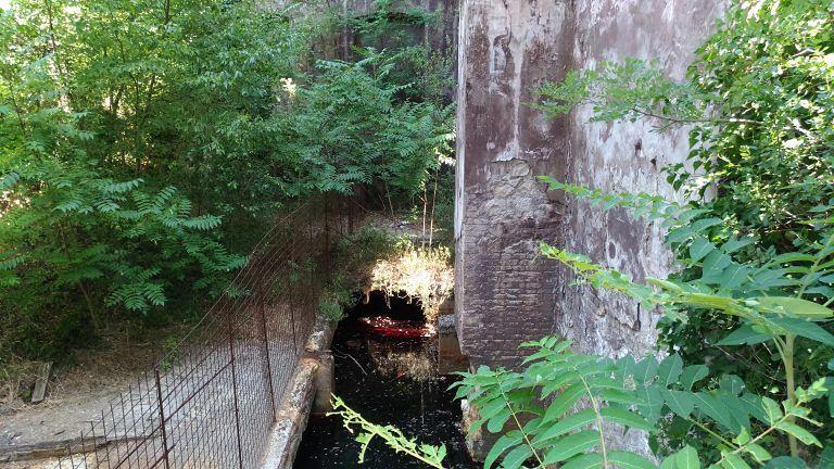 Piano d'Orta, ex Montecatini: indagini belliche nel sito inquinato
