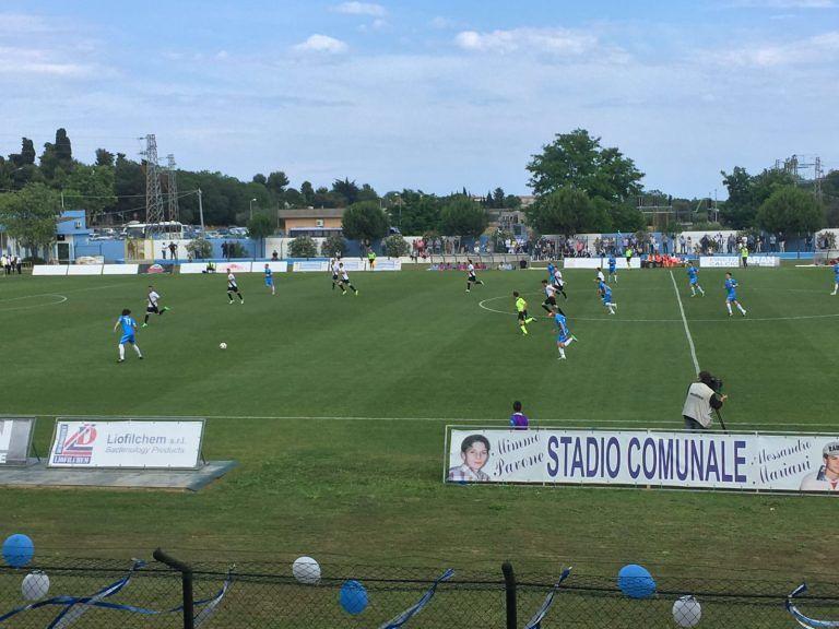 Serie D, Pineto – Francavilla 2-0