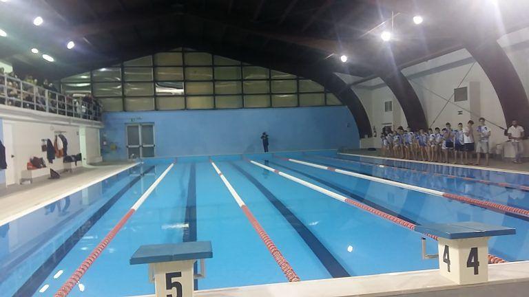 Sant'Egidio, parte il nuovo corso della piscina comunale FOTO VIDEO