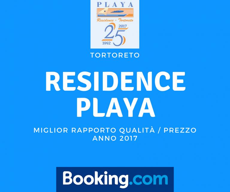 Residence Playa: Estate 2018 in arrivo..prenota subito| Tortoreto