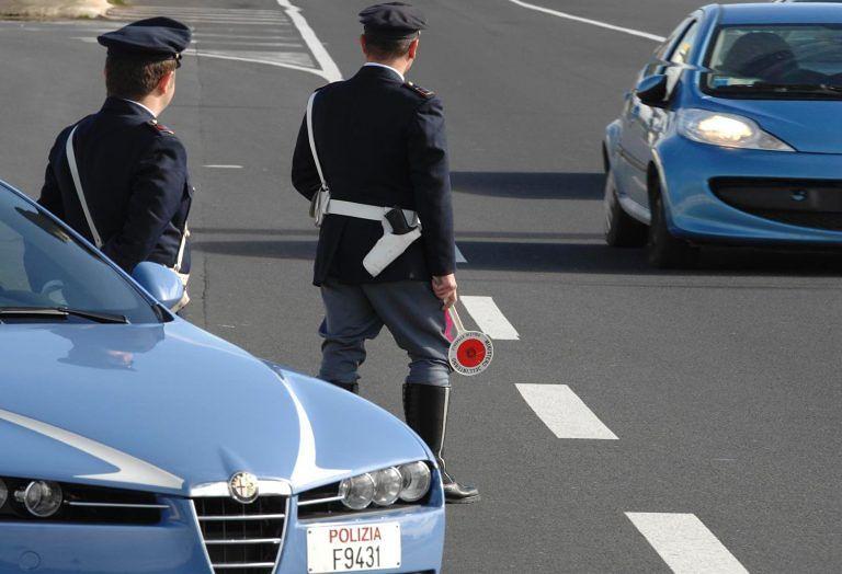 Quattro minorenni sull'auto rubata: folle inseguimento per le vie di Pescara