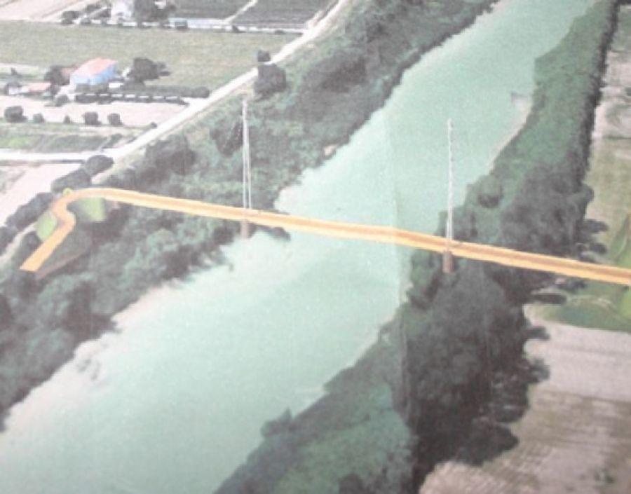 Martinsicuro, ponte ciclabile sul Tronto: c'è la copertura finanziaria