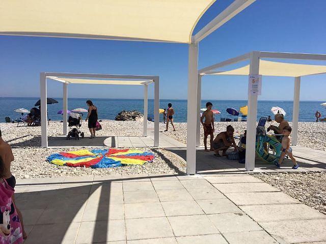 Il progetto 'Una Spiaggia per Tutti' regala a Fossacesia il 'Cresco Award Città Sostenibili'