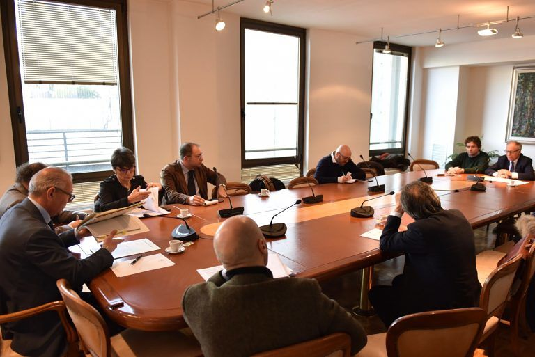 Salvataggio piccoli tribunali: giornata di audizioni in Regione