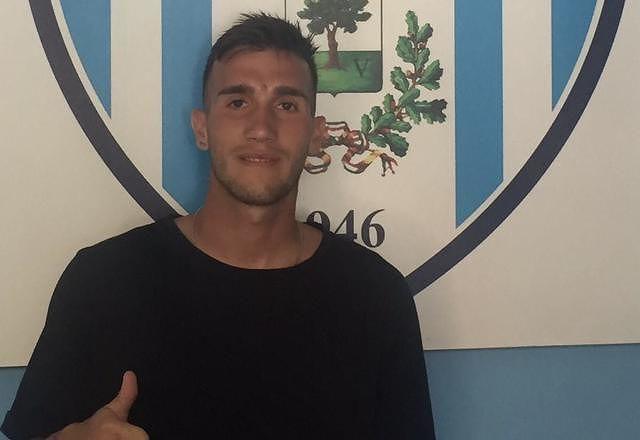 Serie D, Daniel Giampaolo è un nuovo giocatore della Virtus San Nicolò