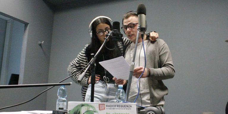 Teramo, Radio Frequenza alla maratona mondiale delle radio universitarie