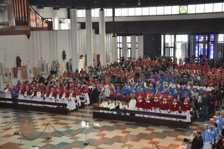 San Gabriele, convegno sul turismo e custodia del creato e raduno delle confraternite