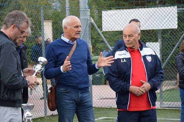Pgs Vigor Don Bosco e Asd Cupello Calcio al I Raduno 2006-2007-2008 San Giovanni Rotondo VIDEO