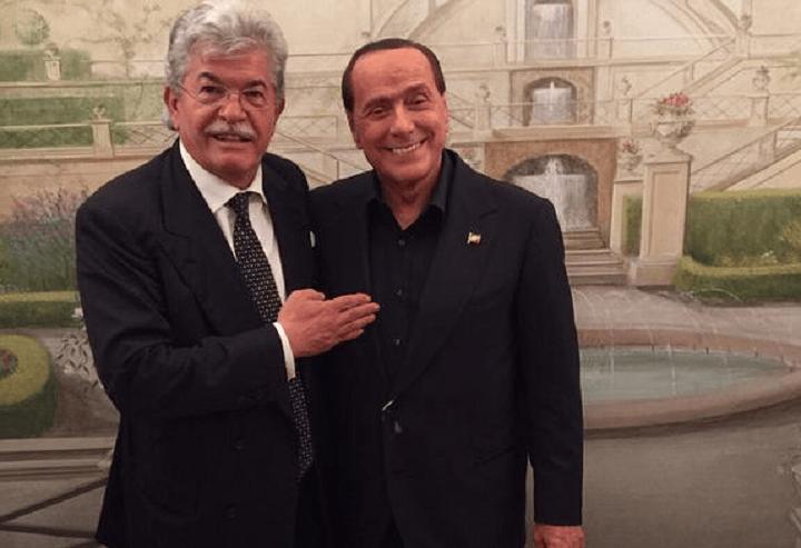 Berlusconi non ricandida Razzi. Il senatore: poteva farmi una telefonata