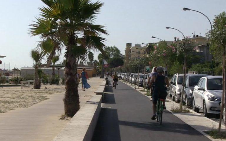 Roseto, corretto utilizzo di marciapiedi e piste ciclabili: sindaco scrive ai vigili