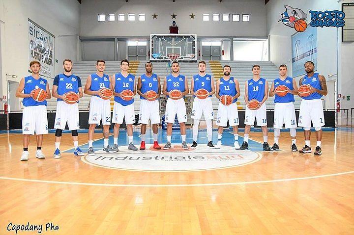 Basket, si avvicina la presentazione ufficiale del Roseto Sharks 2017-2018